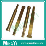 Hardened Tin/Ticn Coating Metal Ejector Pin, Brass Die Punch