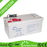 Super Long Life Best Quality Sealed 12V 200ah Solar Battery