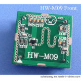 3.3V Output Doppler Microwave Radar Sensor with Ce Hw-M09