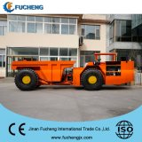 China supply mining hydraulic underground dump truck with diesel power