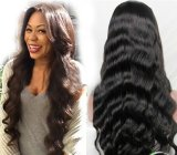 Fashion Natural Long Wave Hair Wigs Full Lace Wig