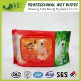 Wholesale High Quality Free Sample OEM Baby Wet Wipes