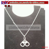 Birthday Gift Mini Handcuff Necklace Fashion Necklace (W2025)