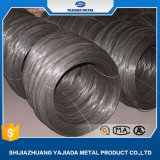 Raw Material for Nail Making Black Iron Wire 4mm to Africa Market