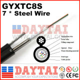 2~12 Core Outdoor Fiber Optical Aerial Fig8 Gyxtc8s Cable