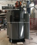 High Efficiency Vertical Steam Boiler with Built-in Economizer