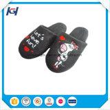 New Design TPR Sole Women Winter Warm Indoor Slippers