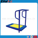 Outdoor Exercise Machine--The Treadmill