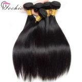 10A Unprocessed Straight Brazilian Virgin Hair Bundles Wholesale 100 Remy Human Hair Extensions