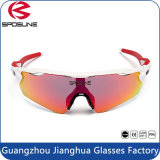 OEM Outdoor Sun Polarizer UV-Protect Changeable Safety Sports Cycling Glasses