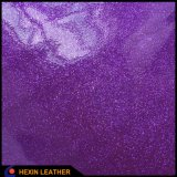 Foiled Glitter PU Leather for Ladys Bags Hw-745