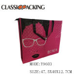 Promotional Gift Non-Woven Fashion New Design with Printing Tote Shopping Bag