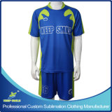 Custom Digital Sublimation Quick Dry Comfortable Team Soccer Wear