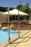 Portable Fencing -- Swimming Pool Fencing