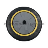 Zhejiang, China 4 Inch 100 mm Thermoplastic Rubber Caster Cart Wheel
