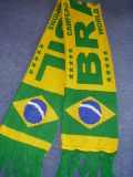 Famous Acrylic Football Team Scarf