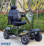 Single Seat Electric Golf Cart / Buggy with 24V 1300W Motor