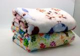 Summer Win Picnic Blanket/Coral Fleece Blanket