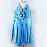 Cashmere&Silk Blended Scarf for Lady