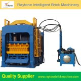 Qt10-15 Hydraulic Concrete Block Making Machine/Cement Machinry/Hollow Brick Machine