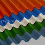 Good Quality Best Price Color Coated Zinc Steel Corrugated Roofing Sheet