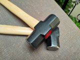 Sledge Hammer with Wooden Handle