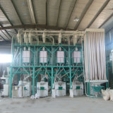 Turn Key Project for Flour Mill