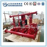 Nfpa Standard Approved Fire Pump Package Fire Fighting Pump