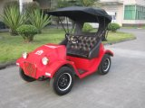Suitable Price Battery Powered Personal 2 Seater Mini Car Golf Vehicle