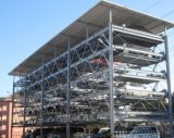 Automated Puzzle Parking Lifting Sliding Parking System
