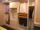 Wooden Closet Cabinet with Particle Board