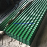 14 Gauge Gi Galvanized Color Corrugated Sheet Hot Rolled Carbon Steel Plate Panel