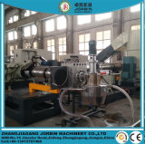 Two Stage Plastic PE PP Film Recycling Granulation Machine