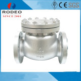 Stainless Steel Water Flow Control Flange Ball Check Valve