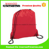 Promotional Drawstring Sport Tote School Backpack for Teenagers