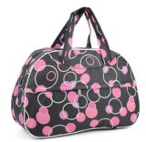 Fashionable Patterns Zipper Totes Womens Sports Travel Bag Sh-16050605