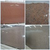 China Red Granite Slabs for Floor
