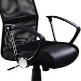 Ergonomic High Back Swivel Office Computer Desk Mesh Chair (LS-35BK)