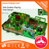 Kids Theme Park Soft Indoor Playground with Ball Pool