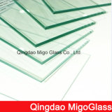 China Price 15mm 19mm Clear Float Glass