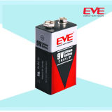 Eve Lithium Primary Limno2 Cr9V Batteries