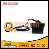 Wisdom Mining LED Headlamp Kl4ms, Anti-Fog & Dust-Proof