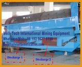 Rotary Trommel Gold Screener Washing Plant