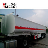New Condition Fuel Tank Truck 60000 Liters 3 Axles