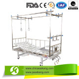 Economic Hospital Medical Manual Orthopedics Traction Bed Price for Sale