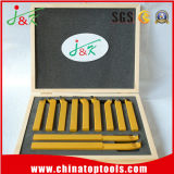 Promoting Best Quality Carbide Brazed Tools/Turning Tools Sets