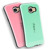 Sinbeda Iface Mall Silicone Hard Anti-Knock Back Cover for Samsung A310f A510f A710f 2016 Phone Case