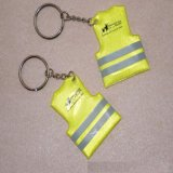Promotion Reflector Products Reflective Keychains for Visiblity in The Dark