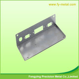 Customized Aluminum Metal Sheet with Bending and Cutting Parts