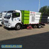 DFAC Automatic Road Dust Vacuum Cleaner Street Truck Sweeper